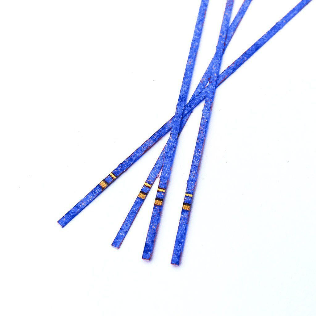 Ax033 Oo Ratchet Straps Blue Pack Of 94 Oo 4mm 1 76