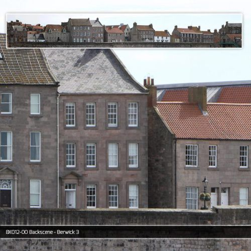 BX012 Modern Coastal Backscene (Berwick 3) – OO/4mm/1:76