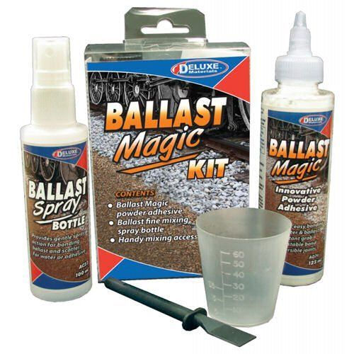 Deluxe Materials AD-76 Ballast Magic Starter Kit