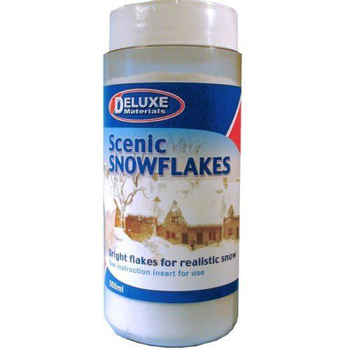 Deluxe Materials BD-25 (DL30) Scenic Snow Flakes