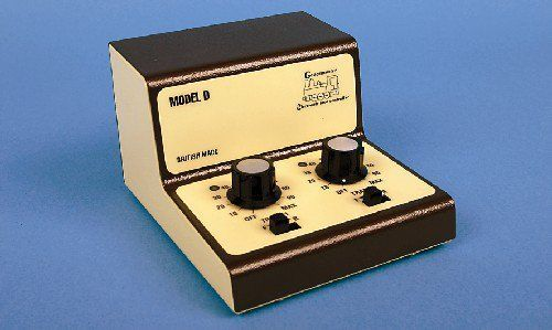 Gaugemaster D Twin Track Cased Controller