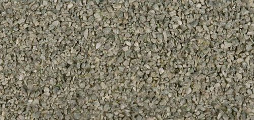 Gaugemaster GM118 Granite Grey Ballast (200g) N Scale