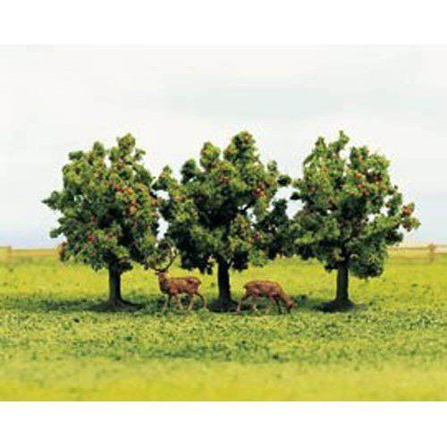 Gaugemaster GM183 Apple Trees (Pack of 3) OO/HO/N/TT