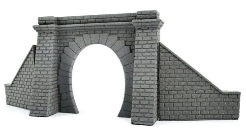 Gaugemaster GM198 Single Tunnel Mouth & Walls