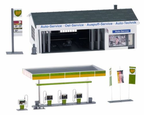 Gaugemaster GM424 Fordhampton Service Station Kit