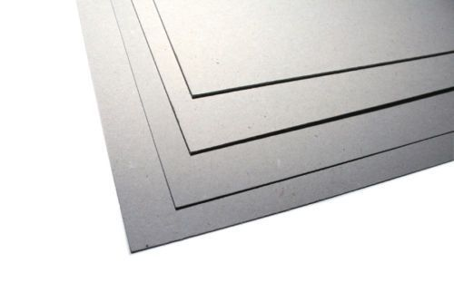 GB001 0.75mm A4 Greyboard (Pack of 10)