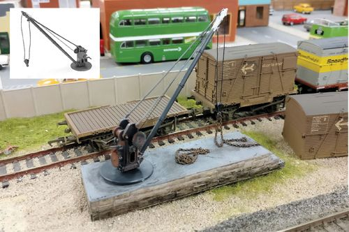 GM418 Fordhampton Loading Crane Kit