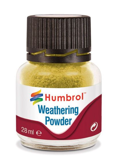 Humbrol AV0003 Sand Weathering Powder (28ml)