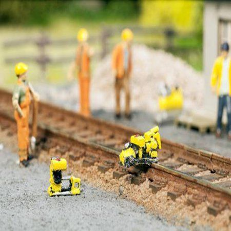 Noch 13640 3D Minis Rail Maintenance Set (OO/HO Scale)