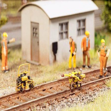 Noch 13641 3D Minis Track Maintenance Set (OO/HO Scale)