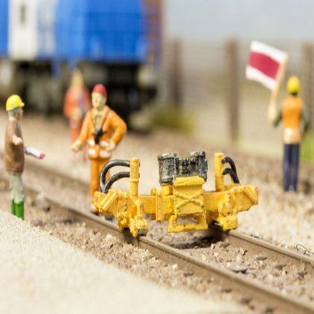 Noch 13643 3D Minis Track Turning Machine (OO/HO Scale)