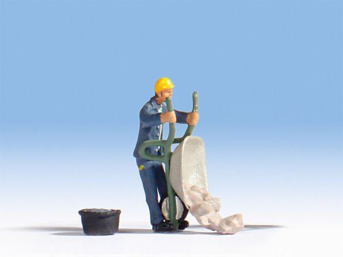 Noch 1505501 Single Figure Bricklayer 'Kummel'