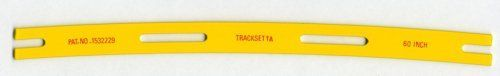 TAOOT60 Tracksetta Curved Track Laying Tool 60/1524mm Radius (For OO/HO Track)