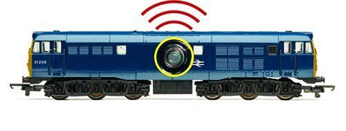 Train Tech SFX20 SFX Sound Capsule Diesel Locomotive OO/HO
