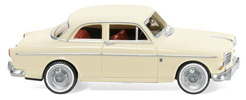 Wiking 022801 Volvo Amazon Pearl White