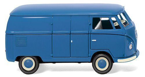 Wiking 078801 VW T1 Type 2 Van (Blue)