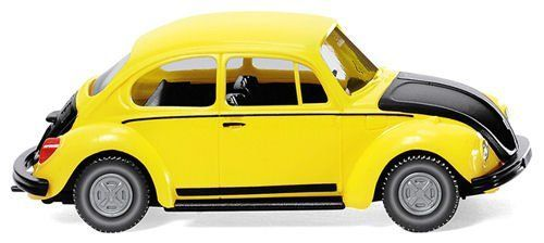 Wiking 079505 VW Beetle 1303 (Yellow-Black)