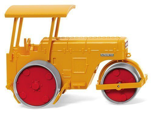 Wiking 089804 Ruthemeyer Road Roller