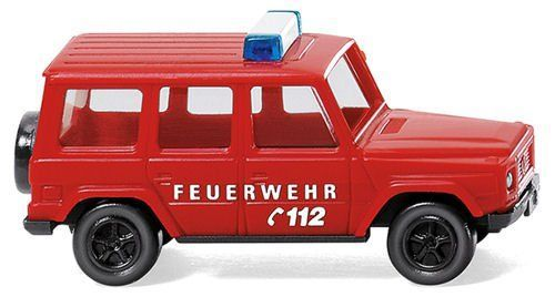 Wiking 093404 MB G Fire Service